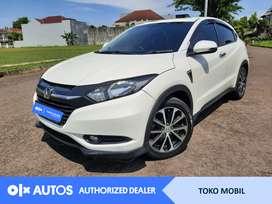 [OLXAutos] Honda HRV 2016 1.5 E Bensin A/T Putih #Toko Mobil