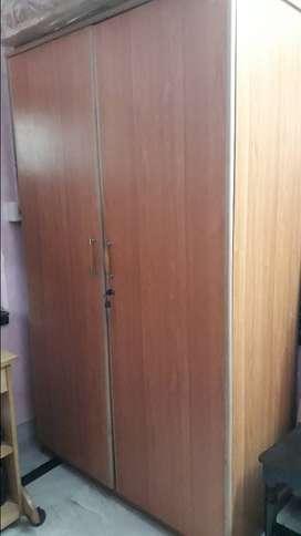 DAMRO 2-Door Wardrobe