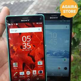 SONY Z4 Compact 4G+ Normal mulus anti air
