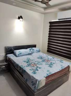 2bhk fully furnished flat short long stay kottayam town center new