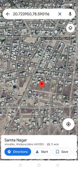 NATP plot available in Samta nagar