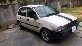 car is good condition with active  insurance.