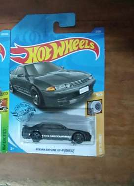 hot wheels/hotwheels Nissan skyline gt-r R32
