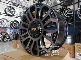 VELG RACING MOBIL PAJERO RING 20X9 PCD 6X139,7 HSR MYTH-05