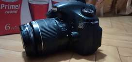 CANON 60D WITH 18 - 55 LENS AUTO STABILIZATION