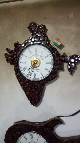 Fancy clock
