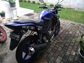 Yamaha New Vixion Advance 2015 Movistar Akhir (November)