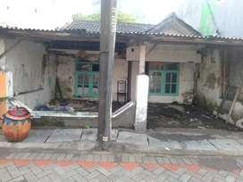 Rumah Murah Hitung Tanah Lokasi Perum Wisma Indah 2 Gunung Anyar Sby