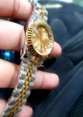 Rolex Female Watches available.