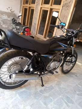 Suzuki GS 150 2016 model
