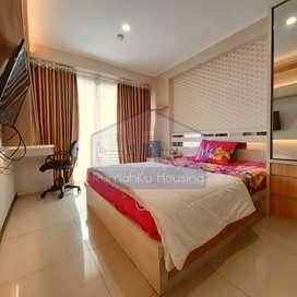Apartemen Gateway Harian Murah Meriah Full Fasilitas