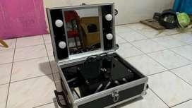Alat make up beserta beauty case