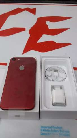 New imported unlocked iphone 7 32GB with 6 MONTHS WARRANTY and bill