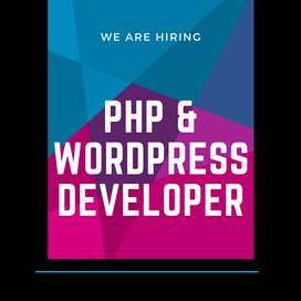 Hiring PHP & WordPress Developer with AWS and other Hosting Server Exp