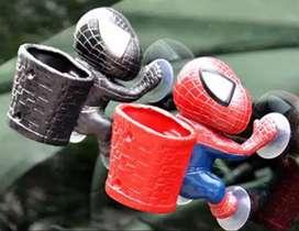 Pajangan Kaca Mobil Spiderman bw Keranjang Harga @32rb