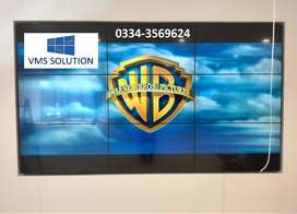 3x3 Video Wall System 4k UHD 9 HDMI Out