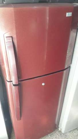LG double door rerigerator for sale.