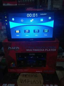 Head Unit Double Din Tv Mobil Mirrorlink Android  by Steve Variasi Olx