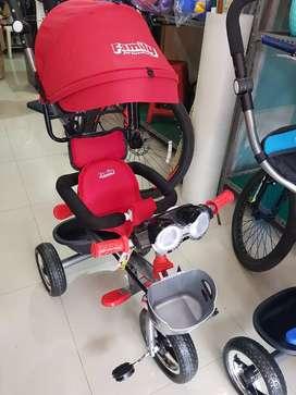 Stroller/ Sepeda Roda 3 FAMILY PREMIUM