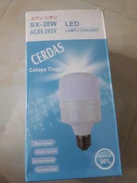 Lampu Led darurat 38 watt