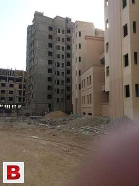 FLAT FOR SALE IN FALAKNAZ PRESIDENCY GOOD FOR INVSTMENT