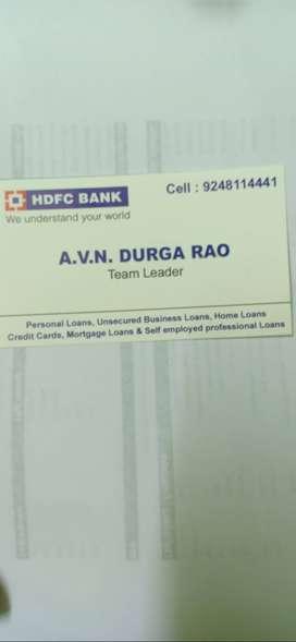 HDFC BANK TELE CALLER WANTED