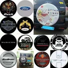 Cover/Sarung Ban Ford Everest/Rush/Terios/Panther  jeep siti-nurbaya