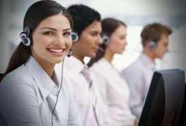 A Hindi Call Centre job