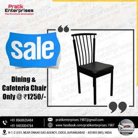 Brand New Dining & Cafe Chairs available at Wholesale Price