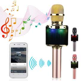 room K318 Bluetooth Backlit Condenser Microphone