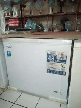 Freezer Box Aqua 200L