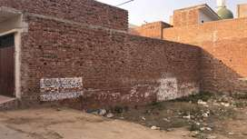 Plot for sale with 80 feet front near faried town sahiwal