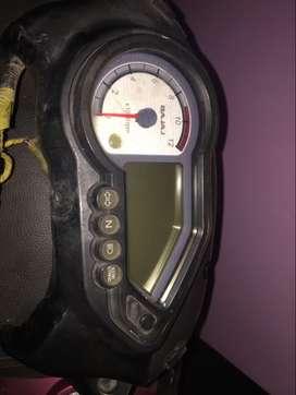 Pulsar180 speedometer