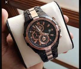 Refurbished elegant Edifice chain watches CASH ON DELIVERY negotiable