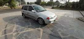Suzuki Cultus VXL available for Rent in Lahore