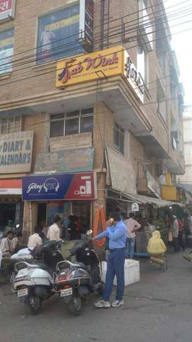 DUKAN BECHNA H MP NAGAR KI PRIME LOCATION