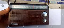 Radio Panasonic 3bands mw fm sw