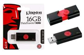 KINGSTON 16gb (flashdisk)