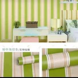Wallpaper dinding rumah ecer grosir silahkan chat