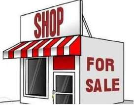 Shop for sale near saket metro