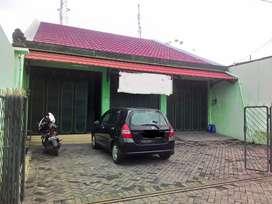 Rumah cocok untuk warung makan di jl.Wonosari km 8