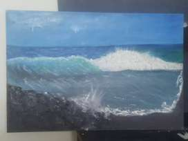 Painting (Oil) for Sale in Karachi