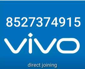 Without interview direct joining ViVo mobile company