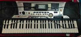 Yamaha psr550 keyboard