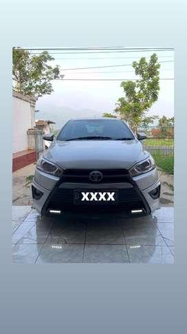 Toyota Yaris trd sportivo s a/t 2014