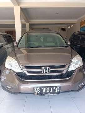 Honda CRV 2.4 th 2010