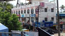 COMMERCIAL SPACE IN CHATHRAM BUS STAND FOR RENT