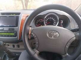Toyota Fortuner 2010 Diesel Well Maintained