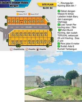Jual Tanah Murah di Bogor Kavling siap bangun dalam komplek