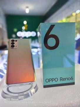 OPPO RENO6 NEW RESMI